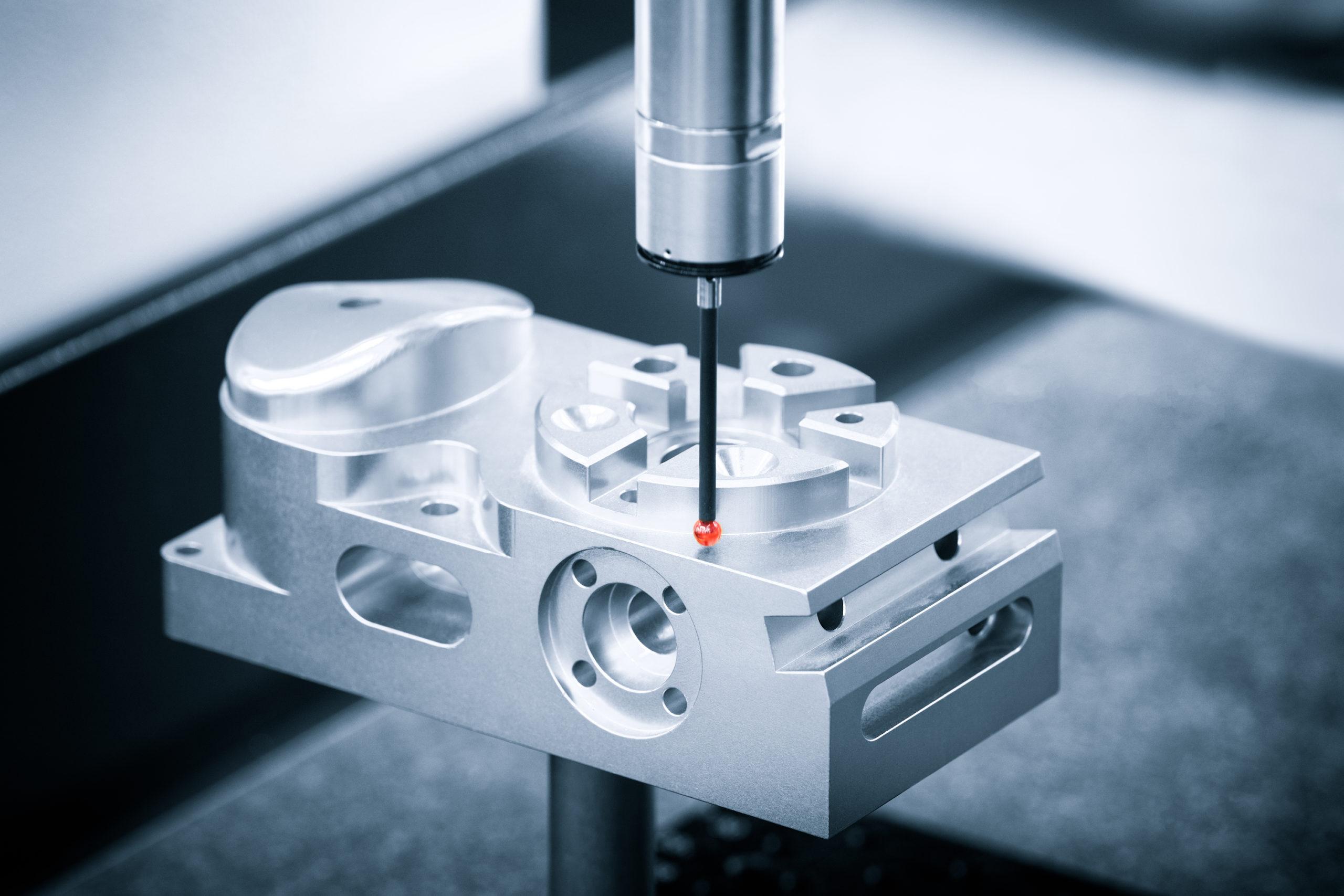 Sourceman International Metal CNC Machine Fabrication